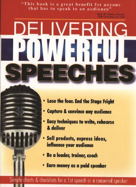 DELIVERING POWERFUL SPEECHES als Taschenbuch