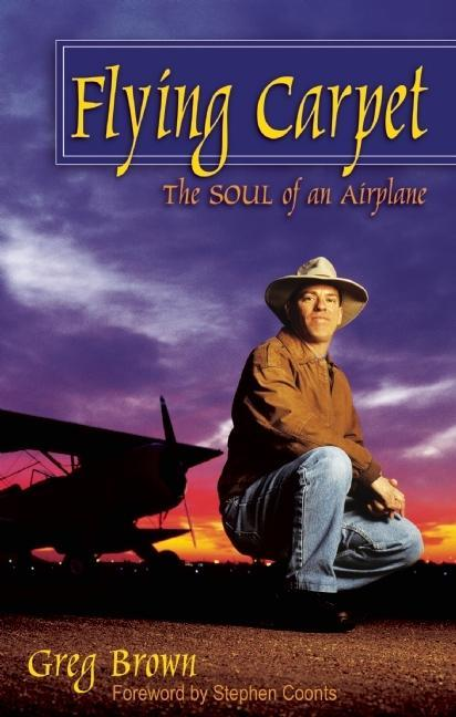 Flying Carpet: The Soul of an Airplane (Kindle)...