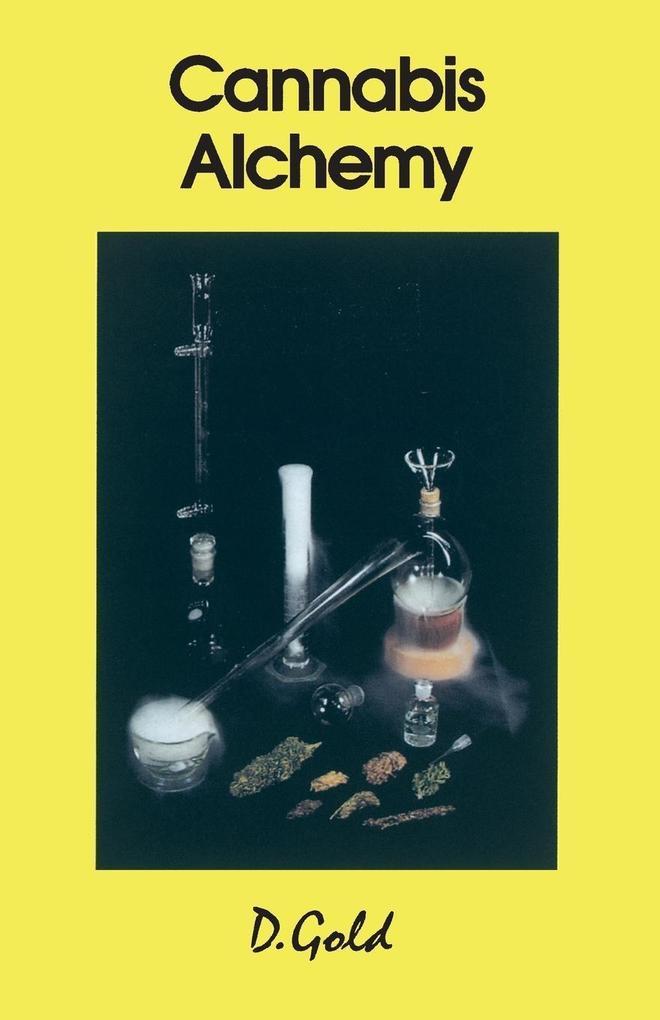 Cannabis Alchemy als eBook Download von Gold