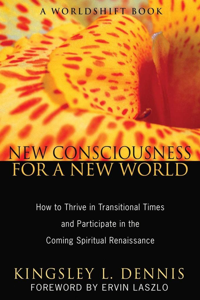 New Consciousness for a New World als eBook Dow...