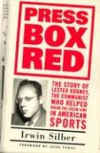 Press Box Red: The Story of Lester Rodney, als Taschenbuch