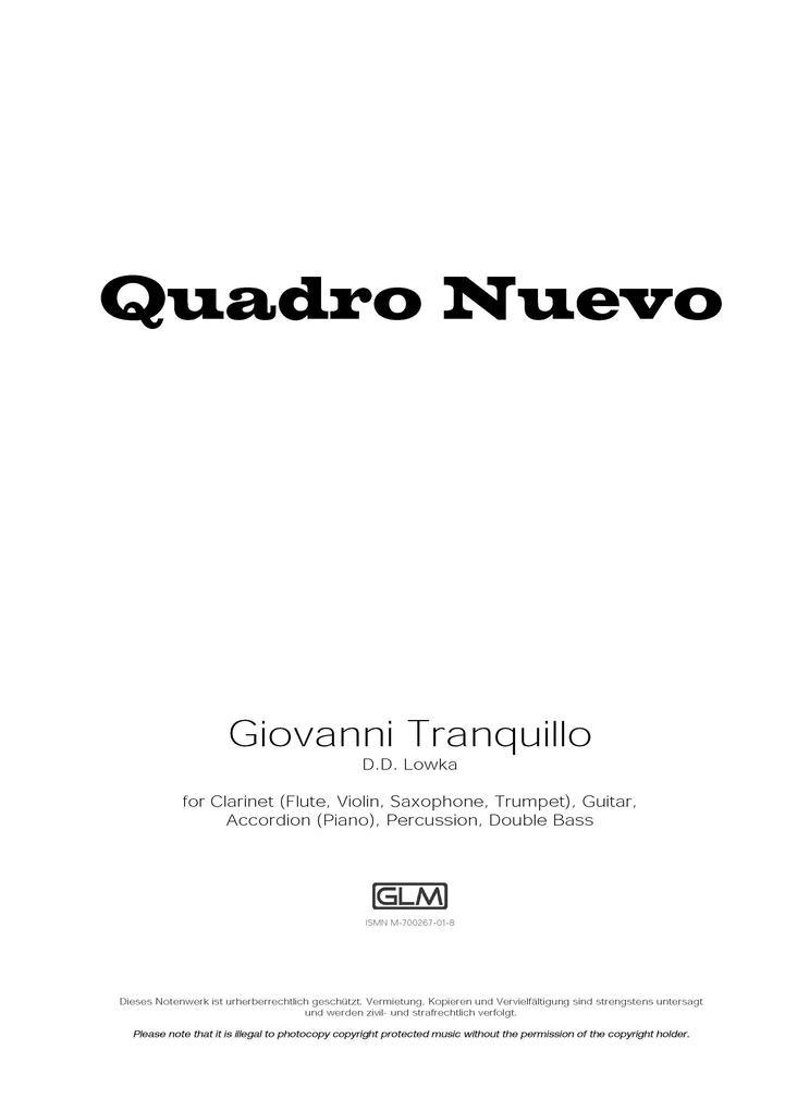 Giovanni Tranquillo als eBook Download von