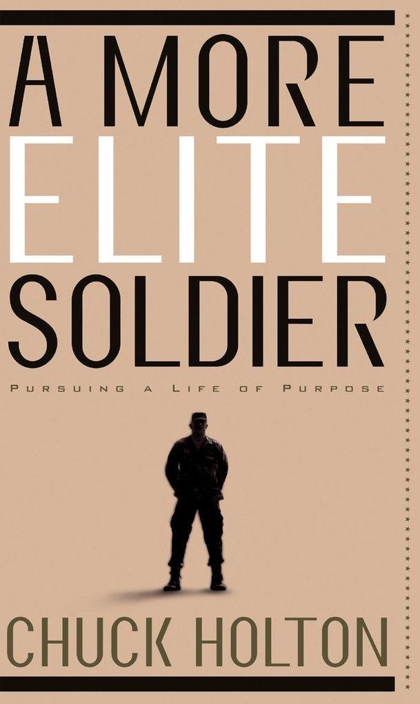 A More Elite Soldier als Taschenbuch