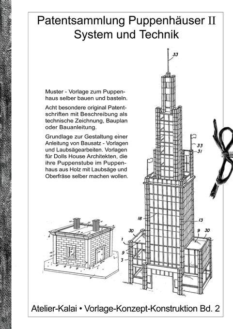 Patentsammlung Puppenhäuser II / System und Tec...
