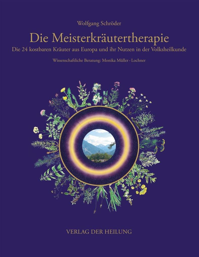 Die Meisterkräutertherapie als eBook