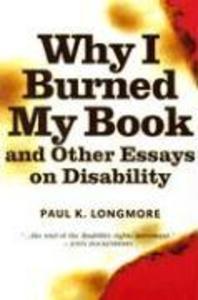Why I Burned My Book als Taschenbuch