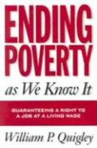 Ending Poverty As We Know It als Taschenbuch