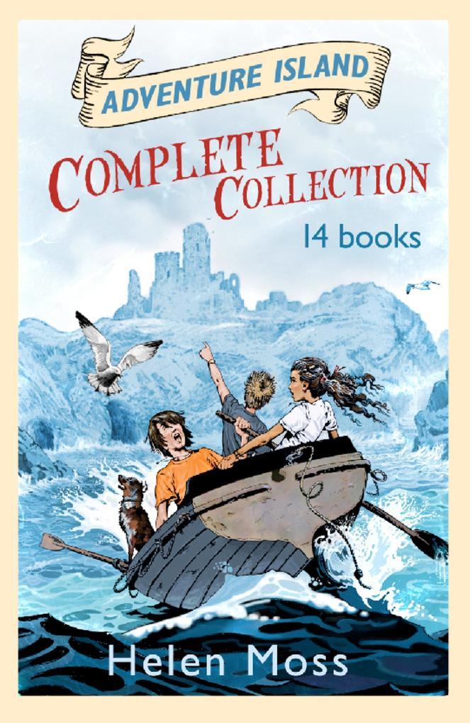 Adventure Island Complete 14 Book Collection al...