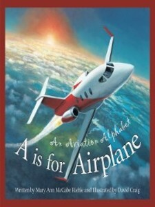 A is for Airplane als eBook Download von Mary A...