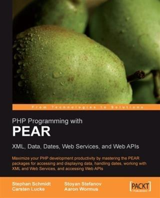 PHP Programming with PEAR als eBook Download vo...