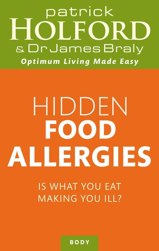 Hidden Food Allergies als eBook Download von Pa...