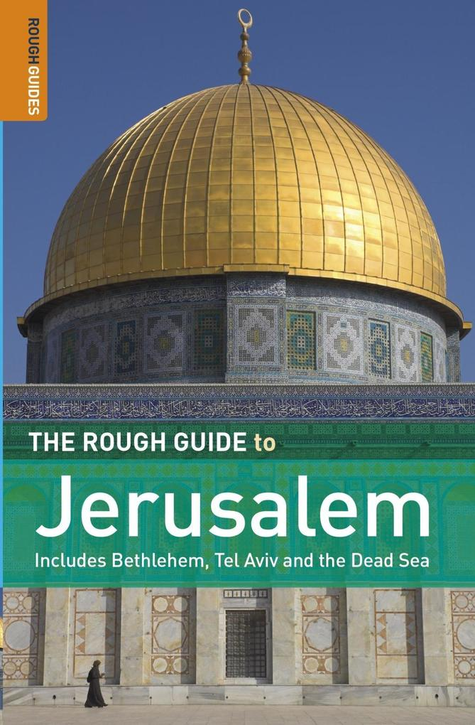 Rough Guide to Jerusalem als eBook Download von...