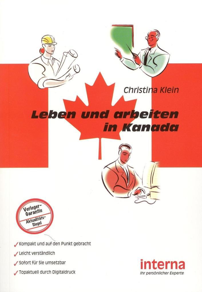 Leben und arbeiten in Kanada als eBook Download...