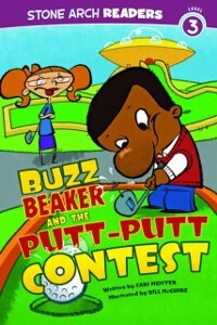 Buzz Beaker and the Putt-Putt Contest als eBook...