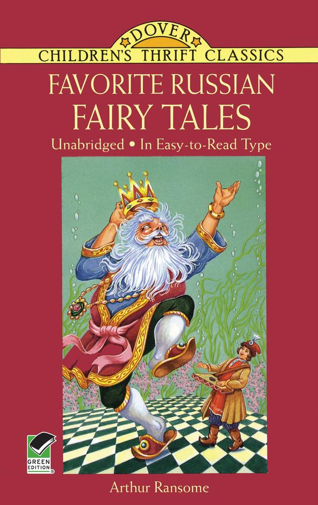 Favorite Russian Fairy Tales als eBook Download...