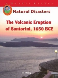 The Volcanic Eruption on Santorini, 1650 BCE al...