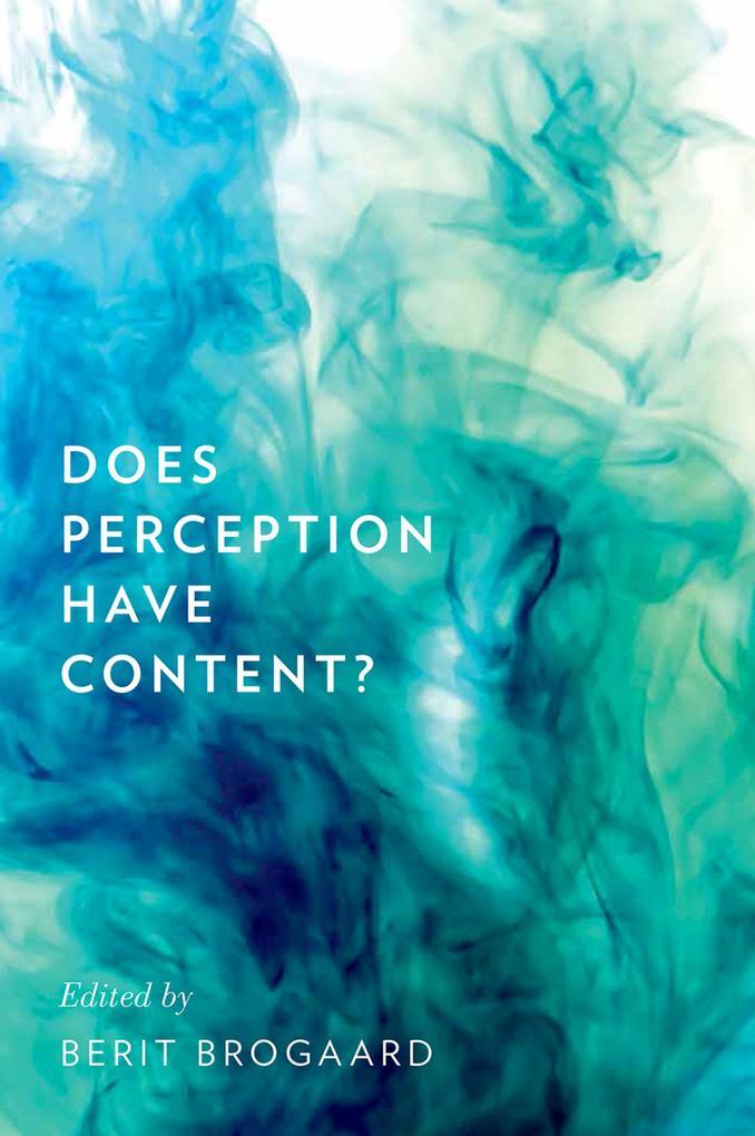 Does Perception Have Content? als eBook Downloa...