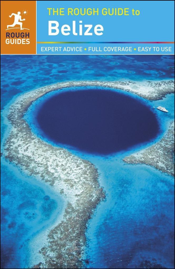 Rough Guide to Belize als eBook Download von Ro...