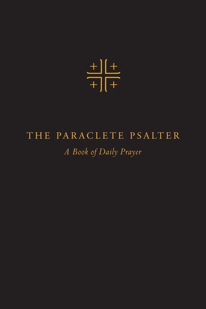 Paraclete Psalter als eBook Download von The Co...
