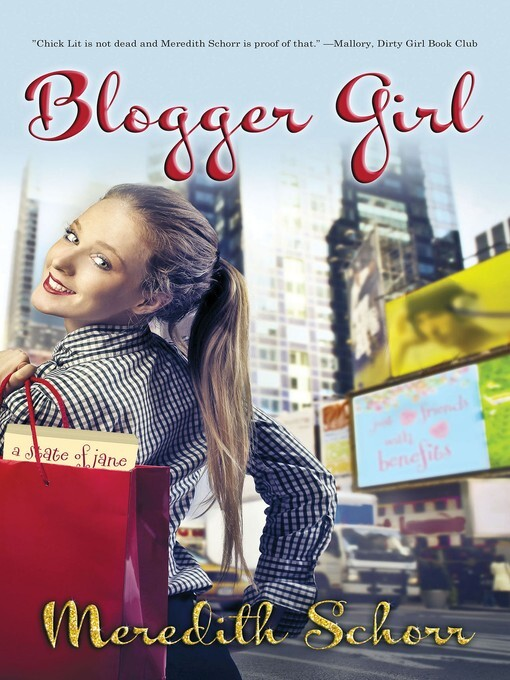Blogger Girl als eBook Download von Meredith Sc...