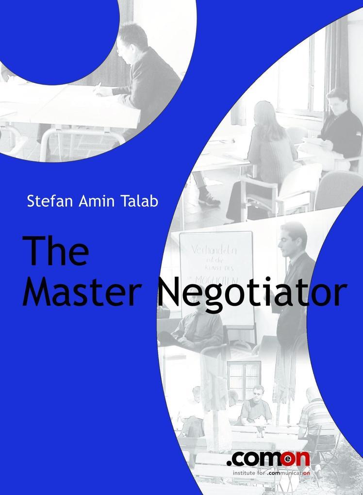 The Master Negotiator als eBook