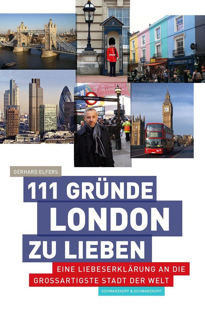 111 Gründe, London zu lieben als eBook