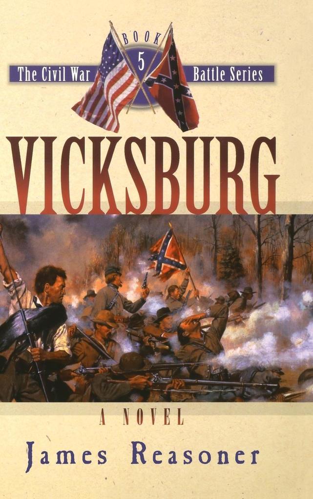 Vicksburg als Buch