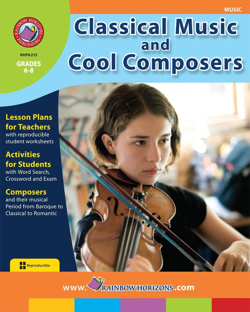 Classical Music & Cool Composers als eBook Down...