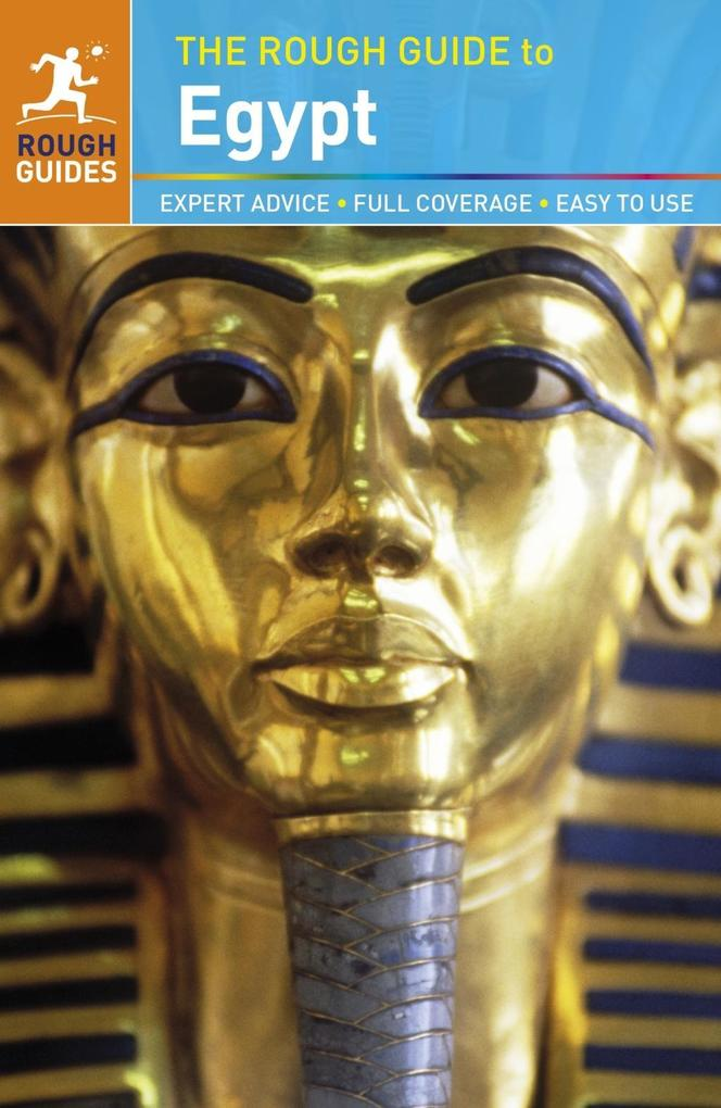 Rough Guide to Egypt als eBook Download von Rou...