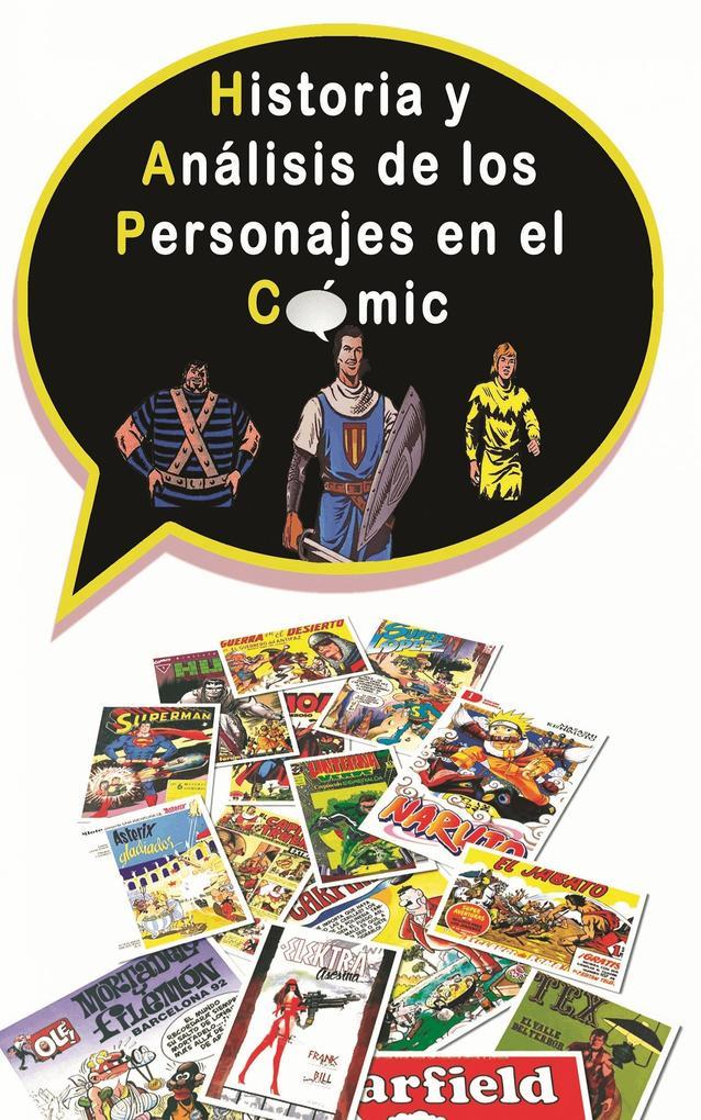 Historia y Análisis de los personajes en el cómic als eBook