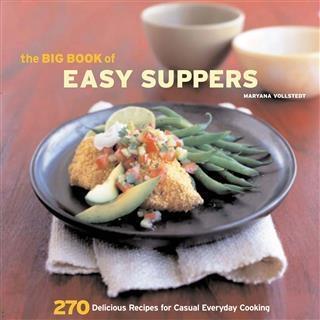 Big Book of Easy Suppers als eBook Download von...