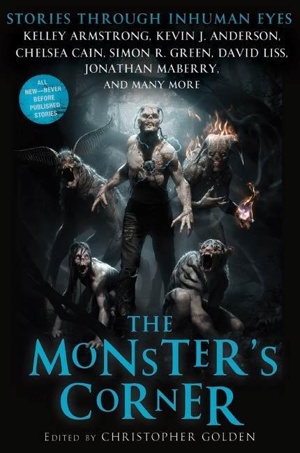 The Monster´s Corner als eBook Download von