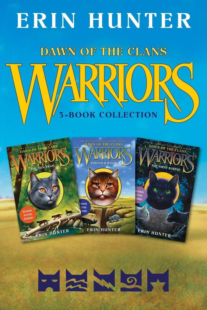 Warriors: Dawn of the Clans 3-Book Collection a...