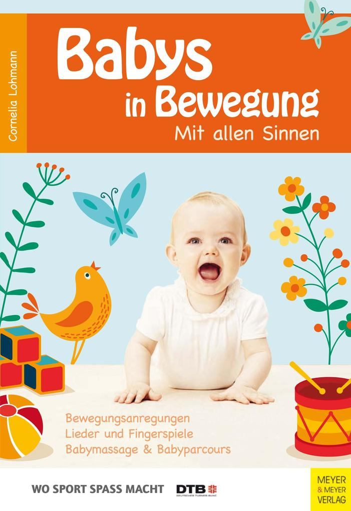 Babys in Bewegung als eBook Download von Cornel...