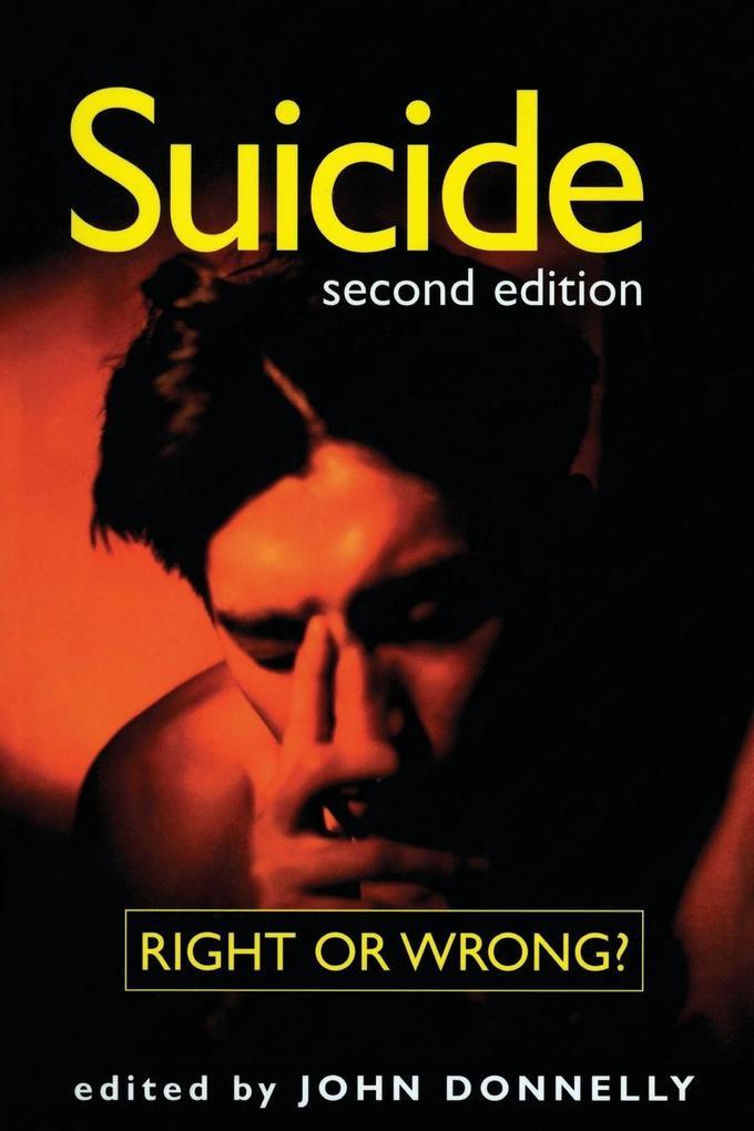 Suicide (Revised) als Taschenbuch