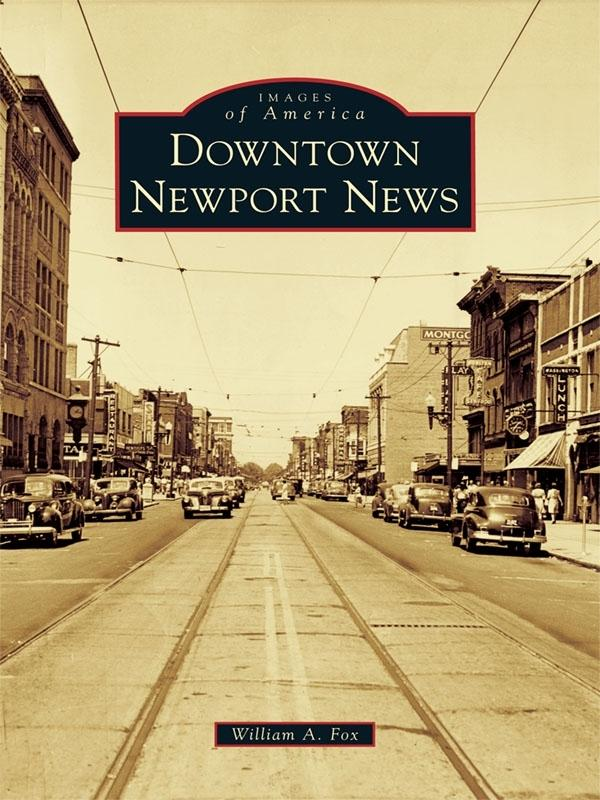Downtown Newport News als eBook Download von Wi...
