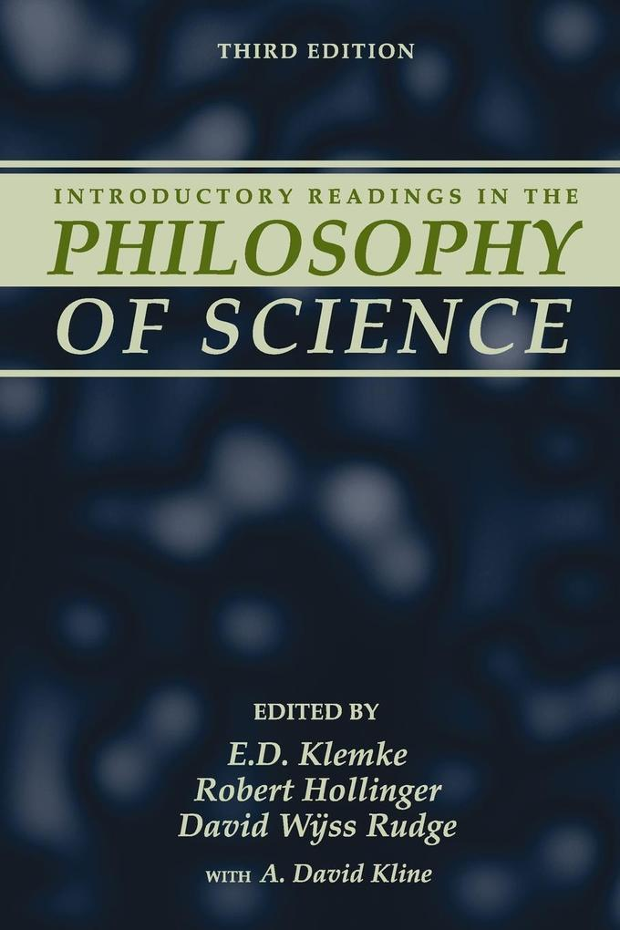 Introductory Readings in the Philosophy of Science als Taschenbuch
