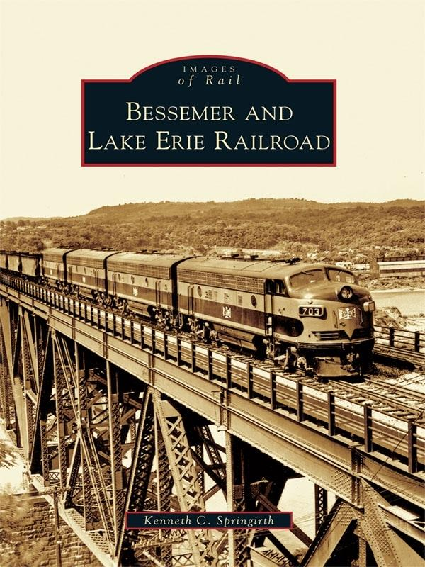 Bessemer and Lake Erie Railroad als eBook epub