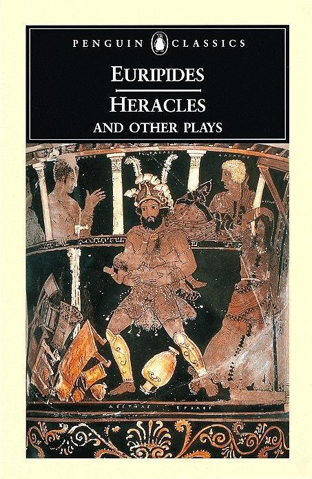 Heracles and Other Plays als eBook epub