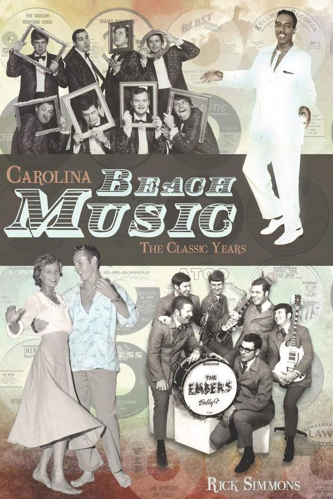 Carolina Beach Music als eBook Download von Ric...