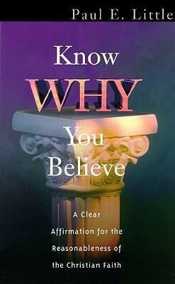 Know Why You Believe als Hörbuch