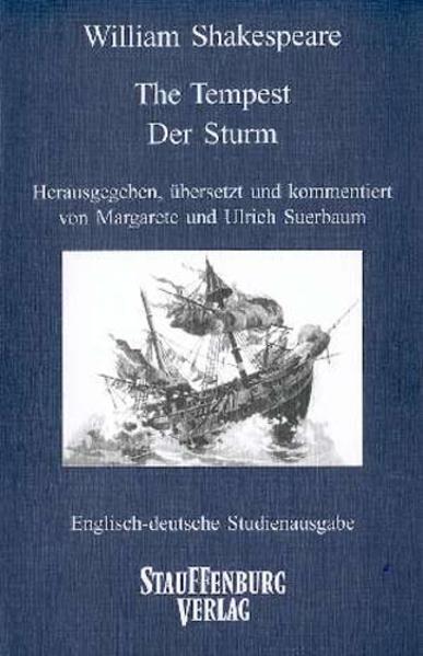 The Tempest / Der Sturm als Buch