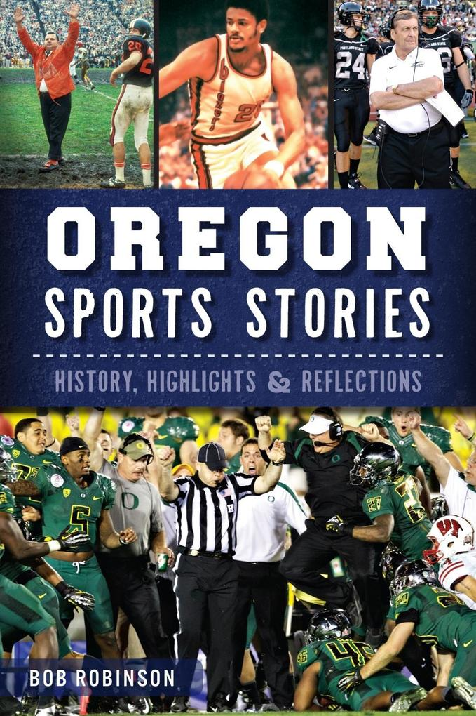 Oregon Sports Stories als eBook Download von Bo...