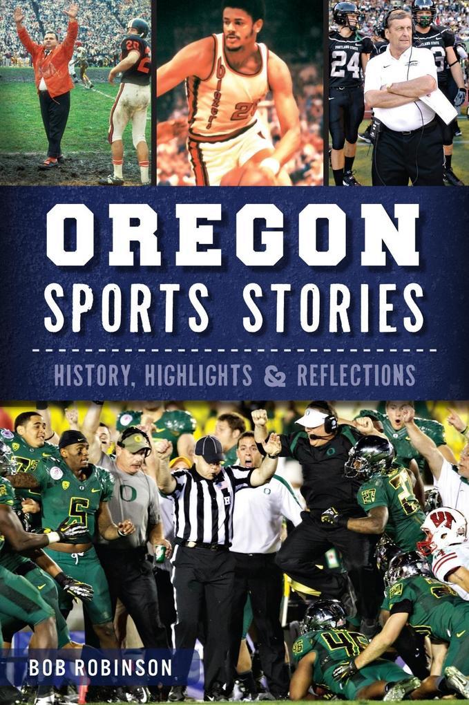 Oregon Sports Stories als eBook Download von Bo...