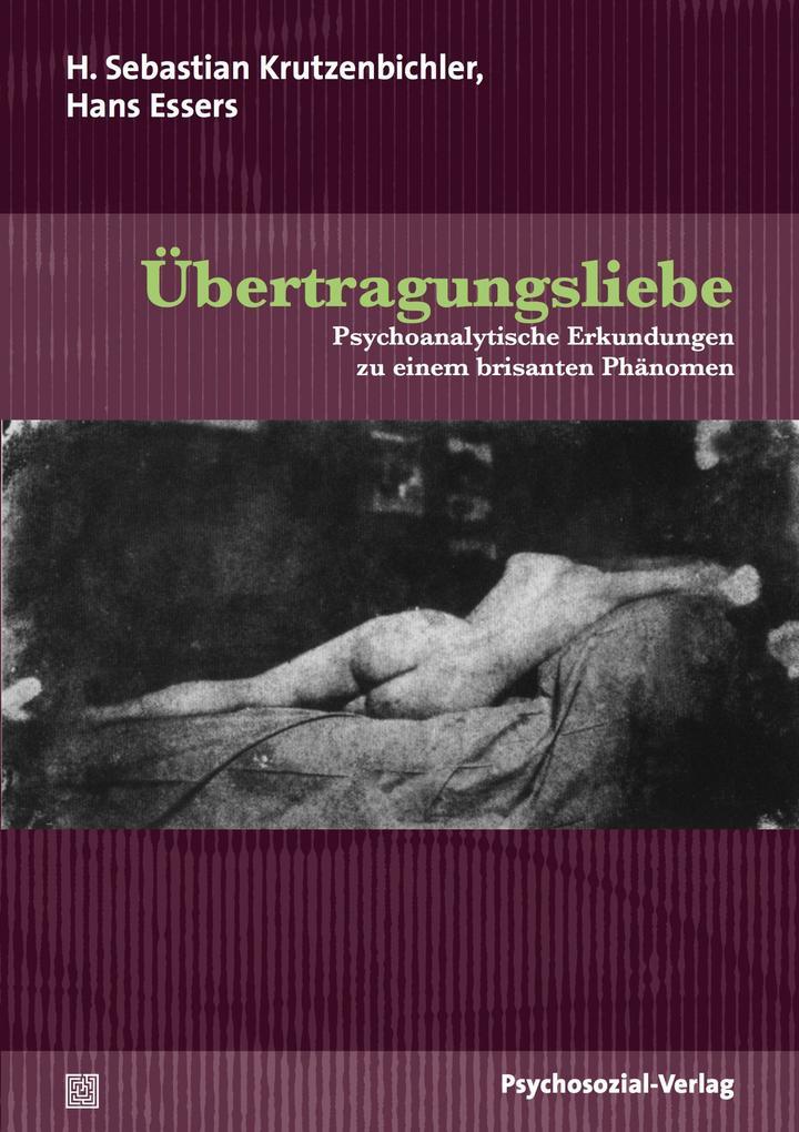 Übertragungsliebe als eBook Download von Hans E...