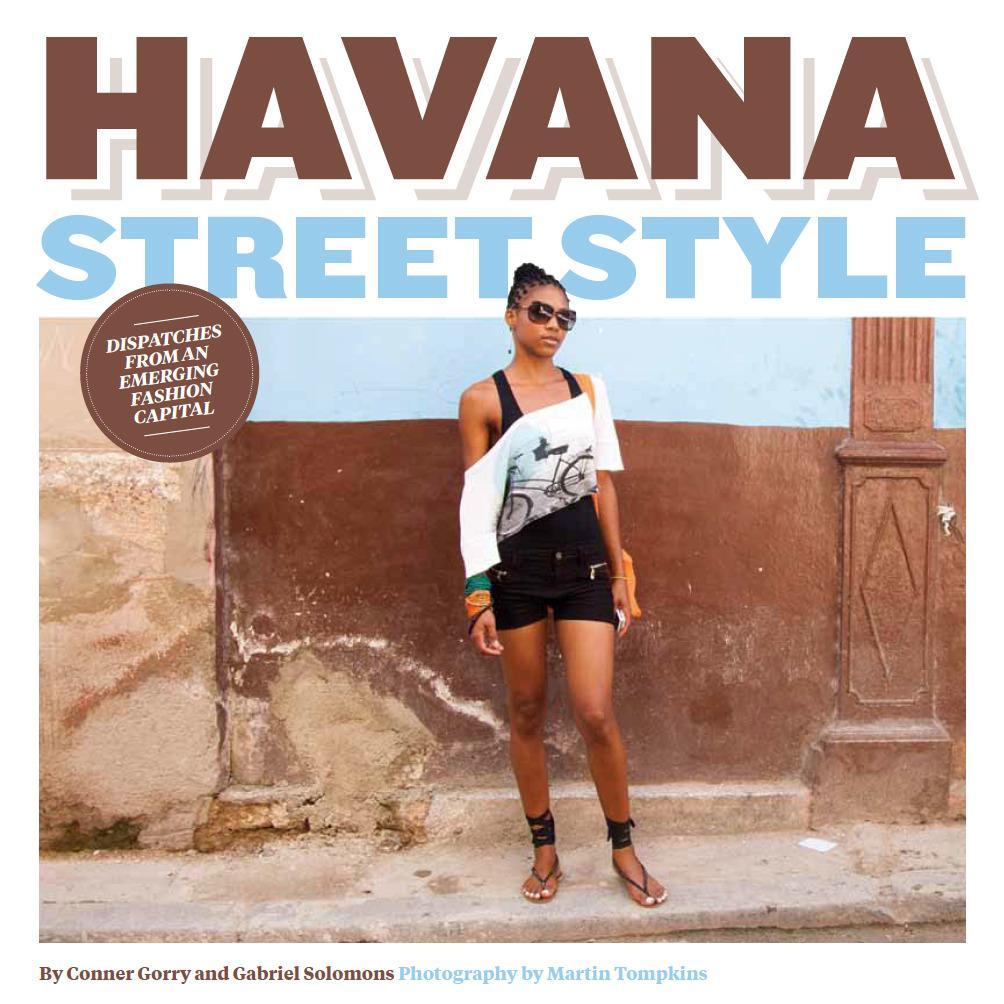Havana Street Style als eBook Download von Conn...