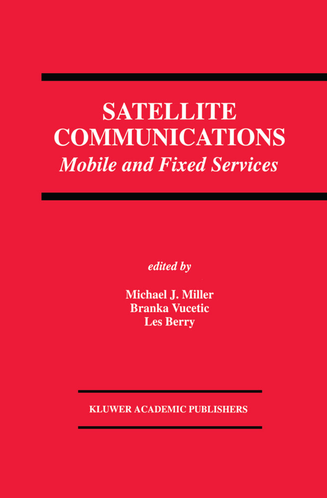 Satellite Communications als Buch