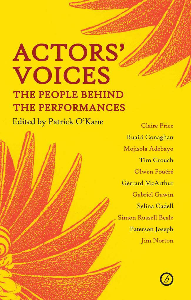 Actors´ Voices: The People Behind the Perfomanc...