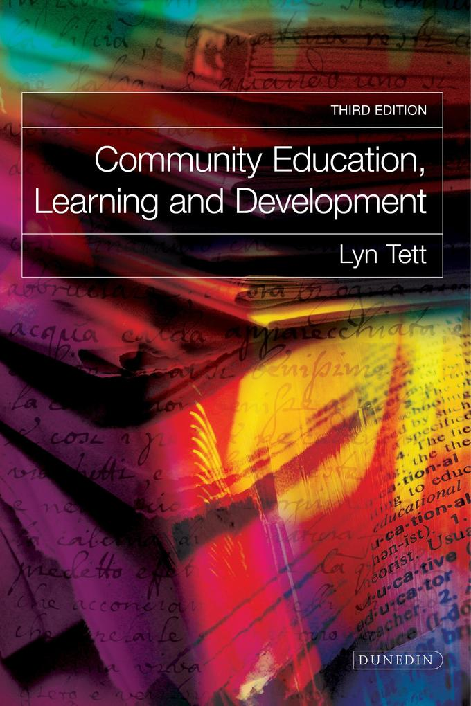 Community Education, Learning and Development a...