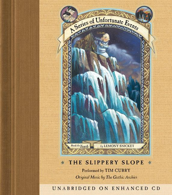 The Slippery Slope als Hörbuch CD